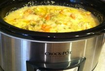 Crockpot / Easy crockpot recipes to make while at school (my new obsession!)