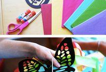 nápady pro tvoření