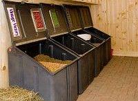 horse feed storage ideas