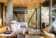 Luxury Tree Houses / Who says tree houses are just for kids? Ker & Downey picks the best luxury tree houses around the world awaken the kid in all us.