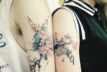 I Love U Tattoos