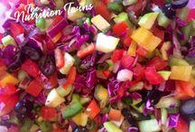 Healthy recipes / by Kim Brindley
