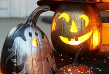 Holiday Ideas Fall/Halloween / Ideas to use to help celebrate this holiday at home or with family and friends.  / by Esmer Cosio