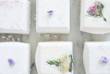 Bath Bombs, Salts & Fizzies