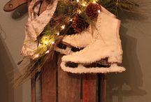 Christmas Sleds