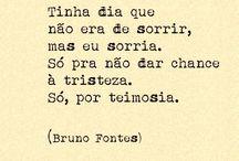 Eu amo poesia ♡