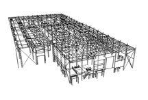 Разработка КМ, КМД, АС / Расчет каркасов зданий любой сложности, проектирование ЛМК, ЛСТК, разработка КМ, КМД, АС для зданий из металлаконструкций любого назначения +7 906 506 17 30 info@3d-kmd.ru Редактировать http://3D-KMD.ru/