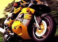 Motos e bikes / Motocicletas e bicicletas
