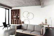 man's world / interior design ideas for men