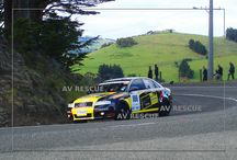 Targa Rally New Zealand 2014 / Photographs from Special Stage 9 - Mt Cargill, Dunedin