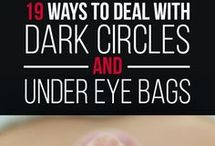 DARK CIRCLES AND EAY BAGS