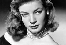G..  Lauren  Bacall