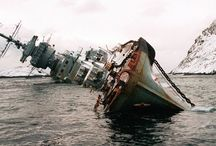 Abandoned Wrecked and Lost Aircraft, Ships, Subs / by Lauren Scobie