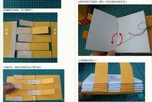 Rilegature, carta, paper