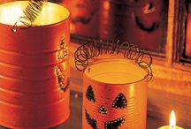 Spooky Halloween Ideas / Spooky craft ideas, party games, food and costume ideas for Halloween!