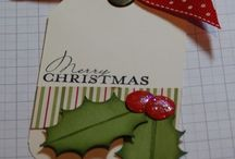 Gift tags or mini cards
