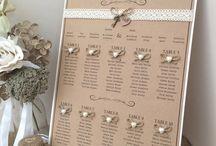 Table Planner ideas