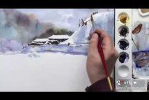 Sneeuw video