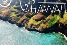 Hawaii & Me, meant to be! / My dream destination! One day I WILL get there.
