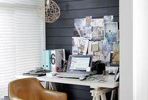 Studio/creative work space