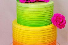 Gorgeous cakes! / by Stephanie Tay