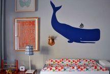 Nursery Ideas / by Rachel Frakes