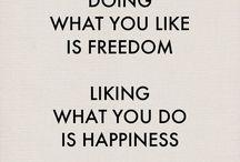 Citações / Frases que trazem inspiração e motivação para aspectos da vida.