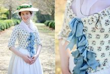 1700-1789 Fashion - Reproductions