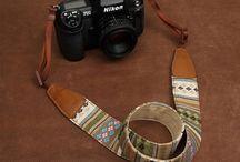 Camera strap / Camer strap photography