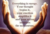 energy + excitment.
