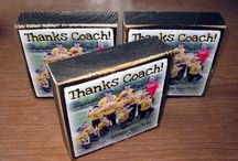 Coach Gift Idaes / by Linnea Elliott