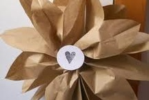 Paper Bag Crafts / by Nancy Vaille