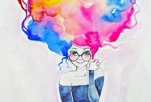 ☆ Art ☆ Women ☆