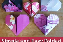 Valentine's crafts / OT craft group