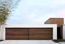 Garage / by Blouin Tardif Architecture-Environnement