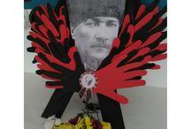 Atatürk sanat etkinliği