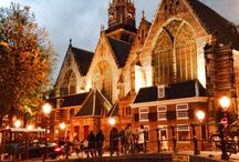 Amsterdam Churches