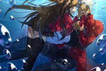 Fate/Stay&Night ---- Fate/Zero
