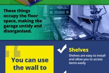 Garageflex Infographics / Our Infographics on garage design and storage will be put here...