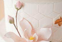 Dortíky s květinou