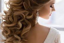 Bride Hairstayle / Frisur