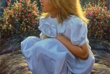 Impressionistic art: Emmanuel Garant
