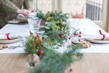 CHRISTMAS / La Navidad, decoración, ideas, estilismos