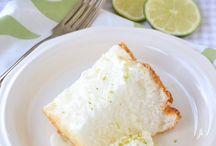 Cakes-angel food