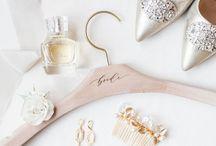 wed | flatlay