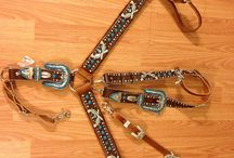 Cowgirl Horse Tack / Beautiful Tack for your horses / by Cowgirl Magazine