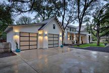 Garage Doors / Options for replacement doors