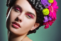 Make Up Glamor / The most beautiful makeup for a woman is passion. But cosmetics are easier to buy. ~ Yves Saint Laurent