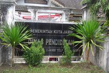 Alamat Sekolah di Kota Jambi