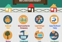 Vacation Rentals East Texas / by Mill Creek Ranch Resort
